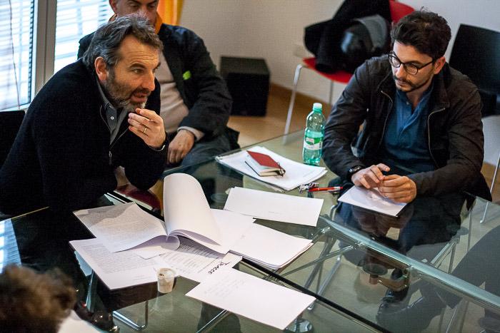 Nicola Giuliano Tracce corso sceneggiatura