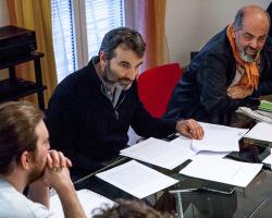 Nicola giuliano docente sceneggiatura scuola cinema Tracce