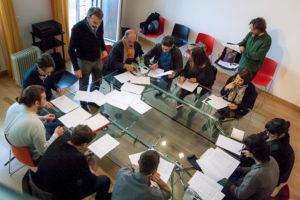 Corso di sceneggiatura con Nicola Giuliano