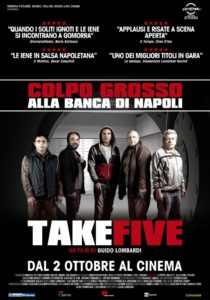 take five guido lombardi